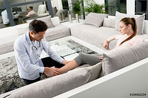 home visits 300x200 - Podiatry Treatments